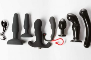 different anal toys