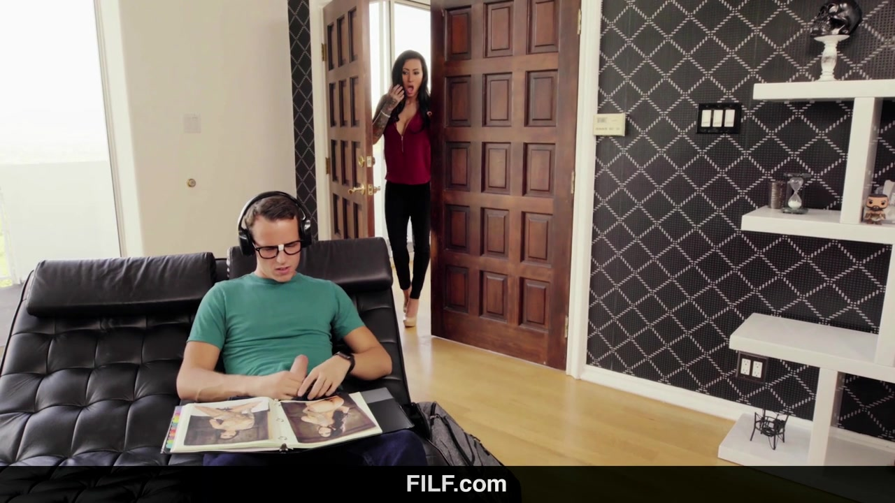 Lily Lane Catches Stepson