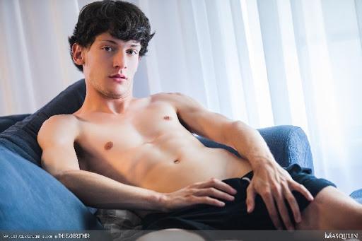 Edward Terrant nude